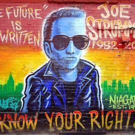 Ed Weidman - Joe Strummer