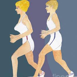 Fred Jinkins - Jogging