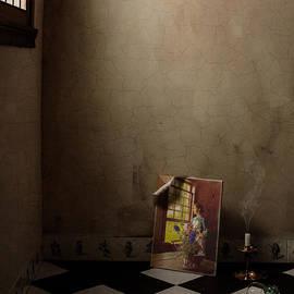 Levin Rodriguez - Johannes Vermeer left