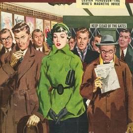 The Advertising Archives - John Bull 1950s Uk Love Lifts Elevators