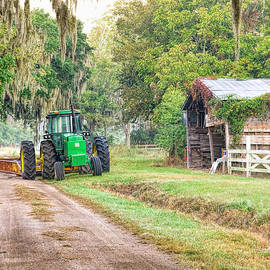 Scott Hansen - John Deere Tractor with Road Grader