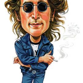 Art   - John Lennon