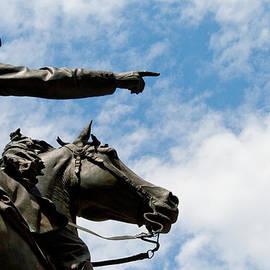 Kristia Adams - John Reynolds - Gettysburg General
