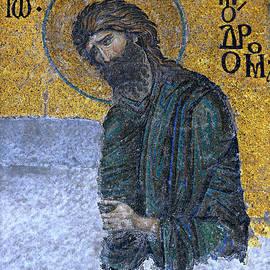 Stephen Stookey - John the Baptist