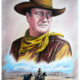 Andrew Read - John Wayne Captured