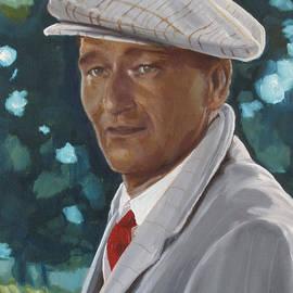 Jerry Valenti - John Wayne