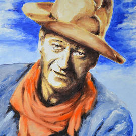Victor Minca - John Wayne