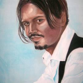 Martha Suhocke - Johnny Depp