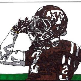 Jeremiah Colley - Johnny Manziel the Salute