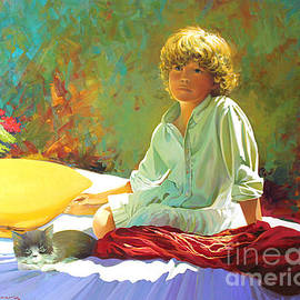 Jose Higuera - Jose and his friend