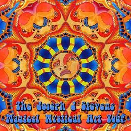 Joseph J Stevens - Joseph J Stevens Magical Mystical Art Tour 2014