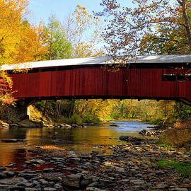 Dan Myers - JOSIAH HESS COVERED BRIDGE