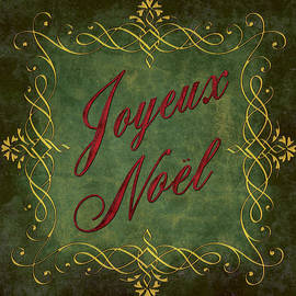 Caitlyn  Grasso - Joyeux Noel in Green and Red