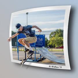 Brian Wallace - Jump And Flip
