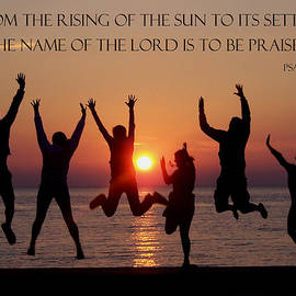 David T Wilkinson - Jumping for Joy - Psalm 113