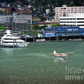 Phyllis Kaltenbach - Juneau Alaska by Air and Boat