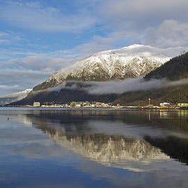 Cathy Mahnke - Juneau in Winter