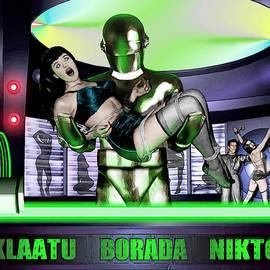 Rezz-joya - Klaatu Borada Nikto