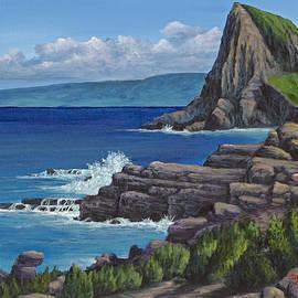 Darice Machel McGuire - Kahakuloa Maui