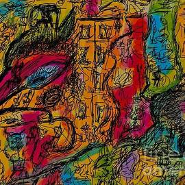 Andrzej Goszcz  - Kakadu  Dream and desire.  Money money money money??  Nonconformist Art . The Young Rebels