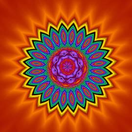 Faye Giblin - Kaleidoscope 1 Bright and Breezy