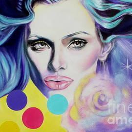 Rebecca Glaze - Kaleidoscope Eyes