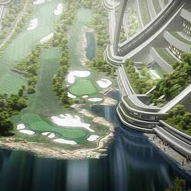 Bryan Versteeg - Kalpana One golf course