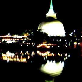 Surendra Silva - Kaluthara-Pagoda