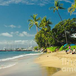 Sharon Mau - Kamehameha Iki Park Beach Lahaina Maui Hawaii