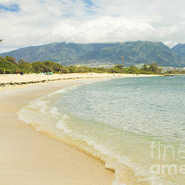 Sharon Mau - Kanaha Beach Gold