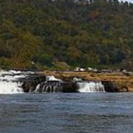 Tony Turley - Kanawha Falls Panorama