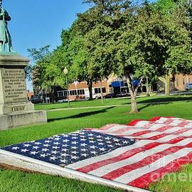 Don Baker - Kankakee Union Soldiers Memorial