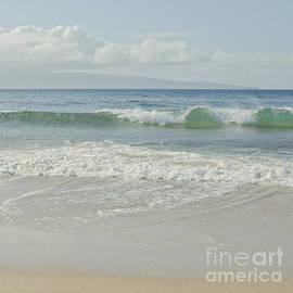 Sharon Mau - Kapalua Blue Surf