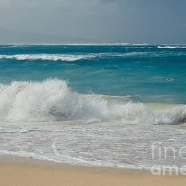 Sharon Mau - Kapukaulua Beach Maui North Shore Hawaii