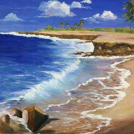 Jamie Frier - Kauai Beach