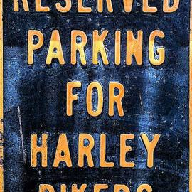 Joseph J Stevens - Kauai Harley Davidson Sign