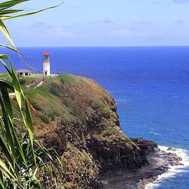 Jean Hall - Kauai Lighthouse