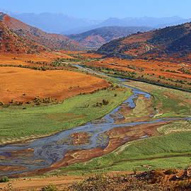Kaweah River Of Sierra Nevada