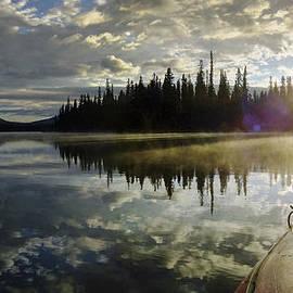 Karen Rispin - Kayaking In The Sky