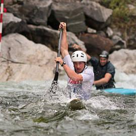 Les Palenik - Kayaks In Whitewater