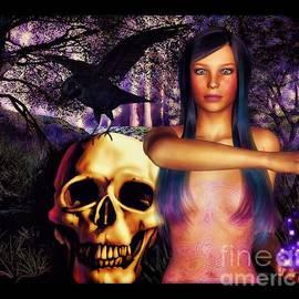 Tisha McGee - Keeper of the Crow Series  Magic