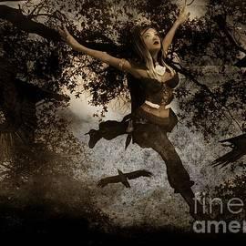 Tisha McGee - Keeper of the Crow Series-Take Flight