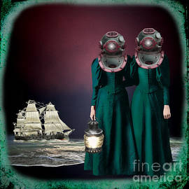 Carolyn Slattery - Keepers of the Deep