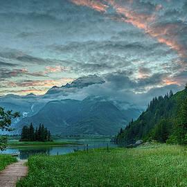 George Buxbaum - Kenai Fjord Glacier Lodge