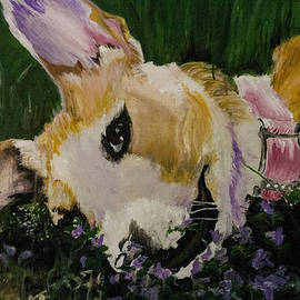 Lynn Schmidt - Kennadi in Flowers