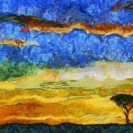 Marina Likholat - Kenyan Sunrise