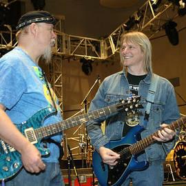 Don Olea - Kerry Livgren and Steve Morse KANSAS