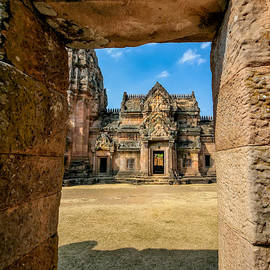 Adrian Evans - Khmer Temple