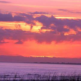 Rosanne Jordan - Kiawah Island Sunset 2