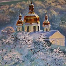 Hugo Vanhecke - Kiev Church